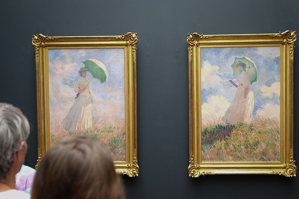 Musee d'Orsay, Monet