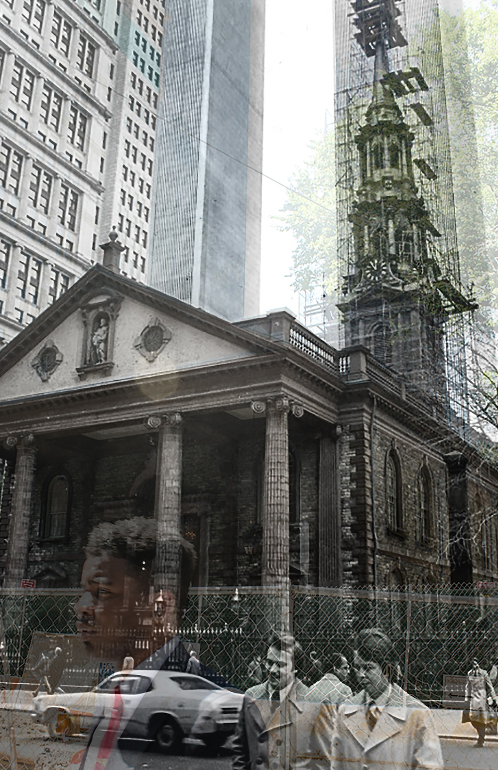 St. Paul's Chapel, New York City, New York