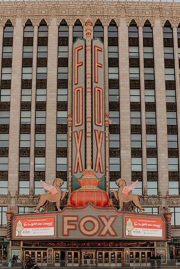 Fox Theatre_Detroit-Wedding-Venues_Nicol