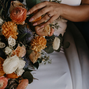 TOP 5 BRIDAL BOUQUETS OF 2020 | MICHIGAN WEDDING FLORISTS | DETROIT WEDDING PHOTOGRAPHER