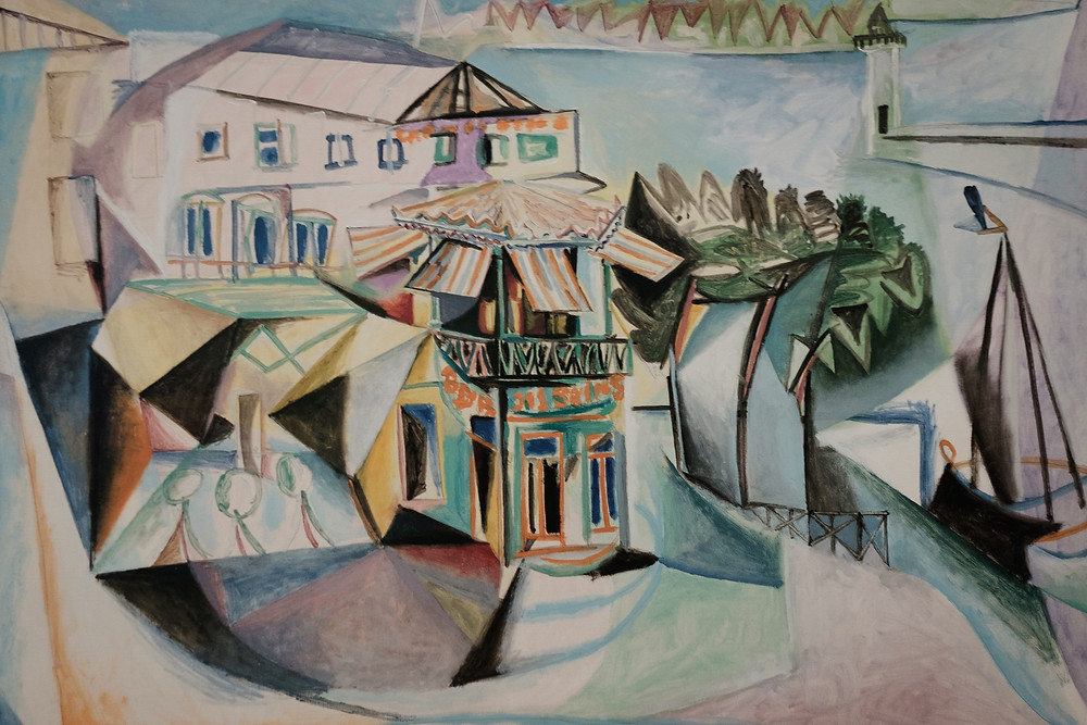 Picasso Museum, painting