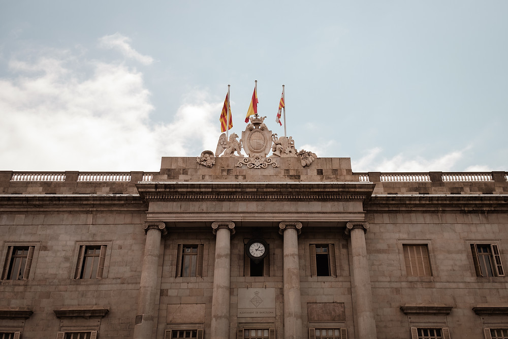 barcelona architecture, catalonia