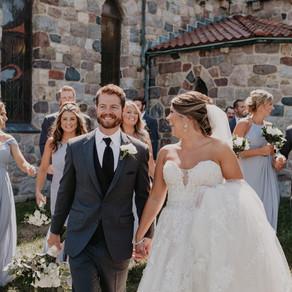 BRITTANY + STEVE   CHERRY CREEK GOLF COURSE WEDDING    DETROIT WEDDING PHOTOGRAPHER