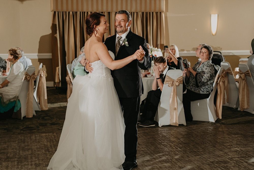 Wedding dance candids. Photographed by Nicole Leanne Photography.