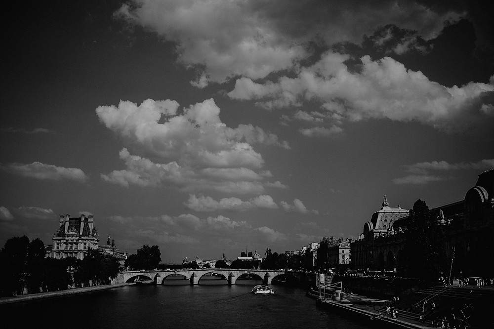 Paris travel photos photographed by Nicole Leanne Photography.