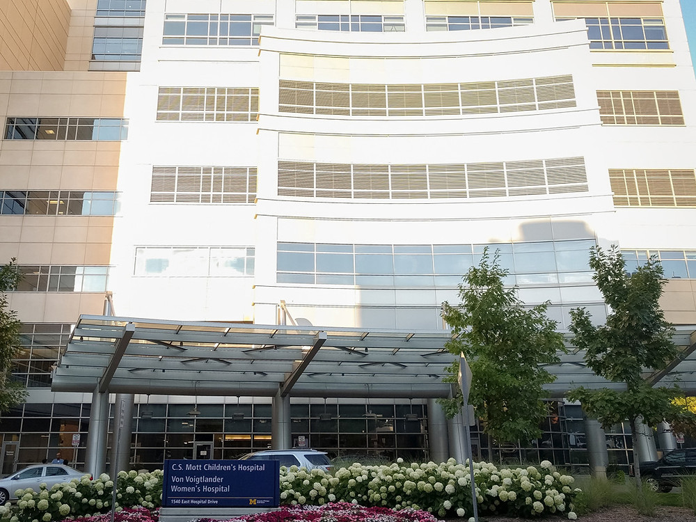 Von Voigtlander Women's Hospital, Ann Arbor