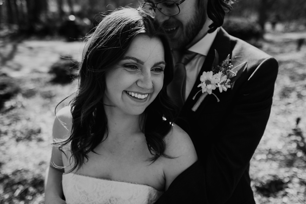Metro Detroit wedding photography by Nicole Leanne Photography.