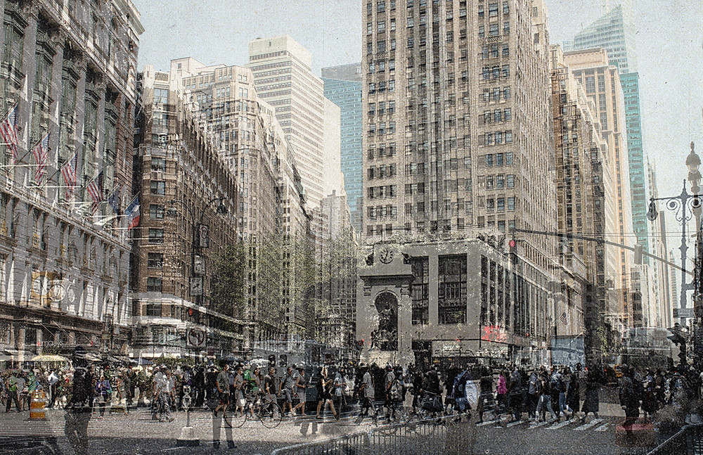 Herald Square, New York City, New York