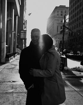 01_Downtown-Detroit-Riverwalk-Engagement