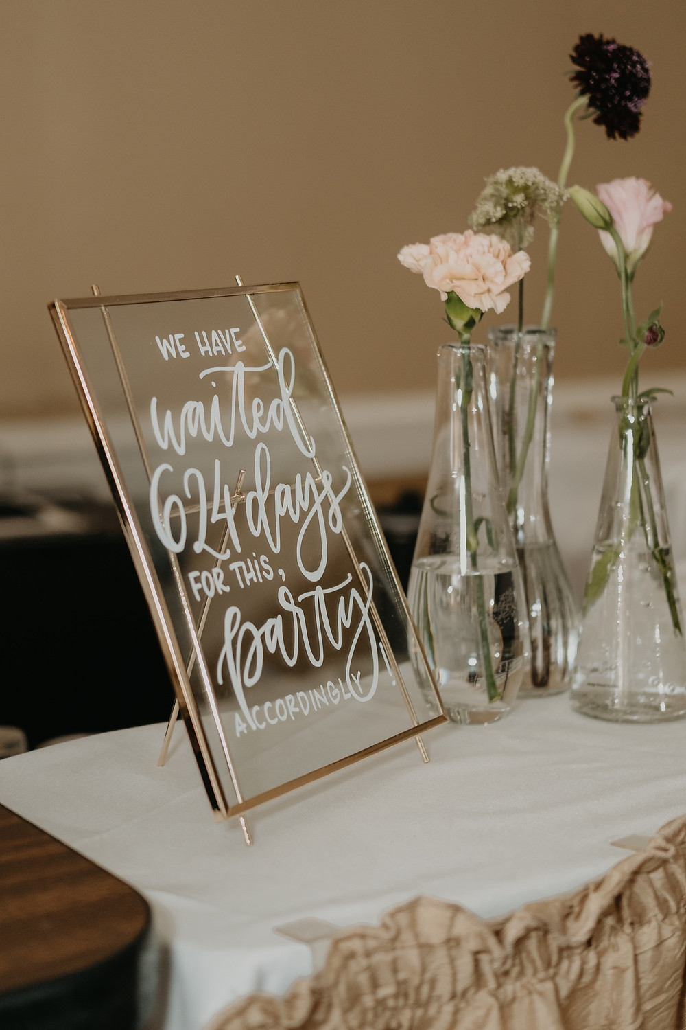 Pandemic wedding day details. Photographed by Nicole Leanne Photography.