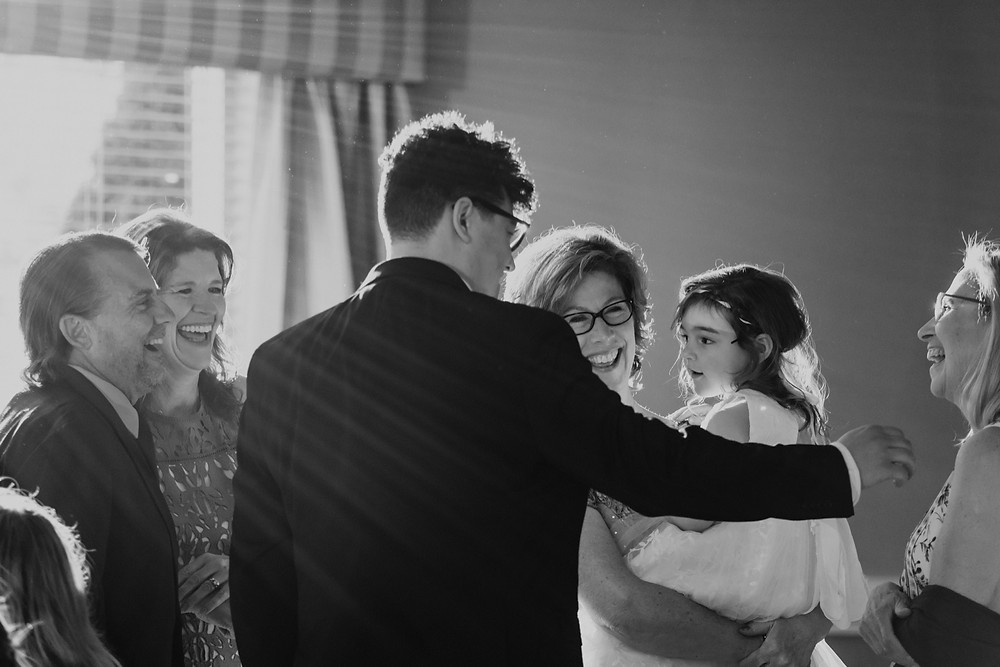 Wedding reception candids. Photographed by Nicole Leanne Photography.