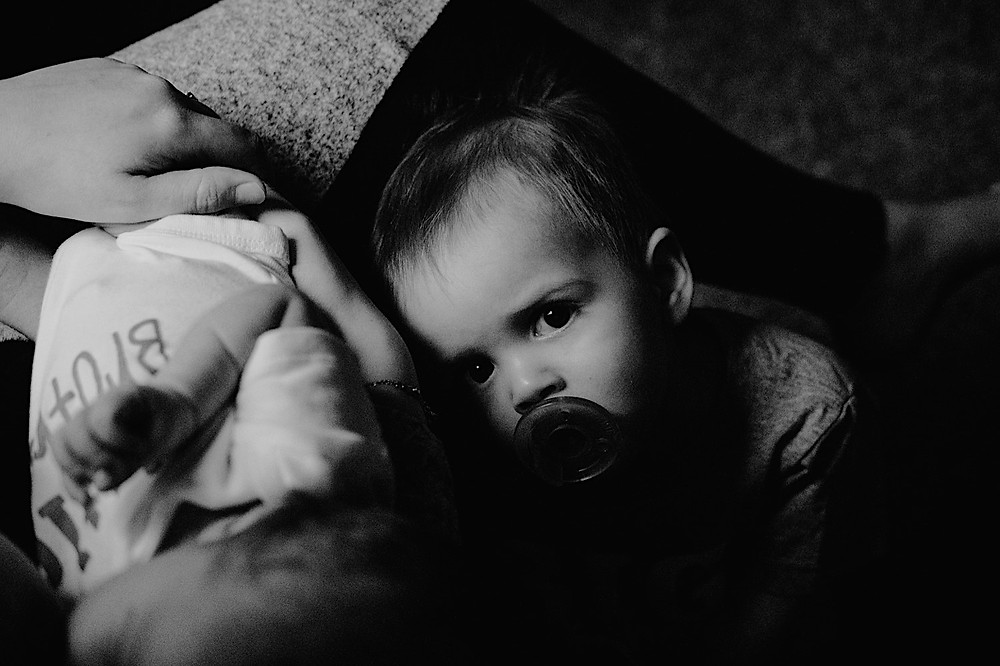 breastfeeding and toddler
