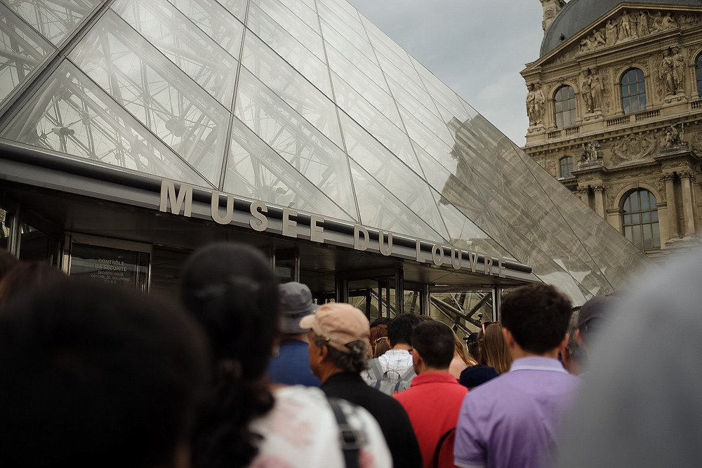 musee du lourve, pyramid