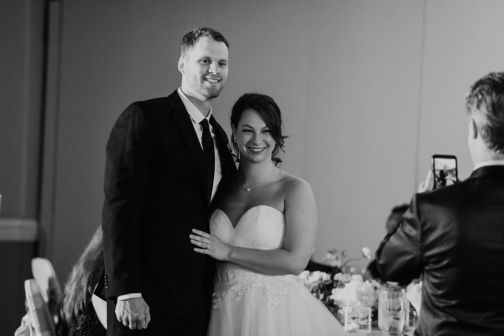 Wedding day candids. Photographed by Nicole Leanne Photography.