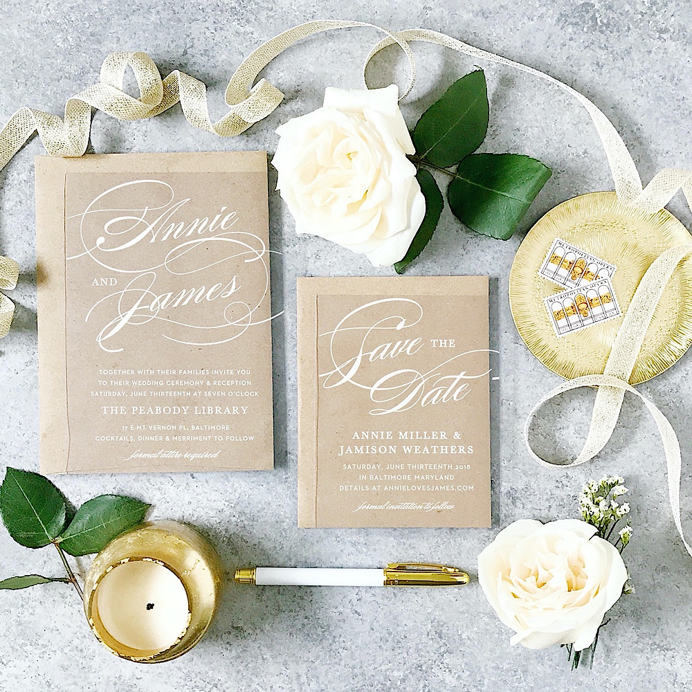 unique clear wedding invitations