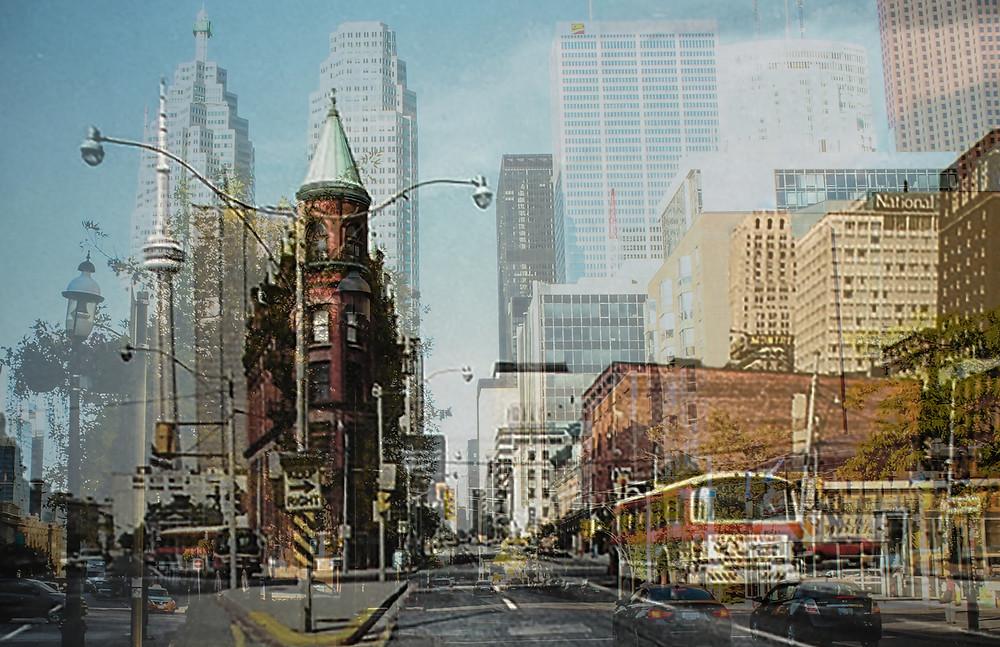 Gooderham Building, Toronto, Ontario