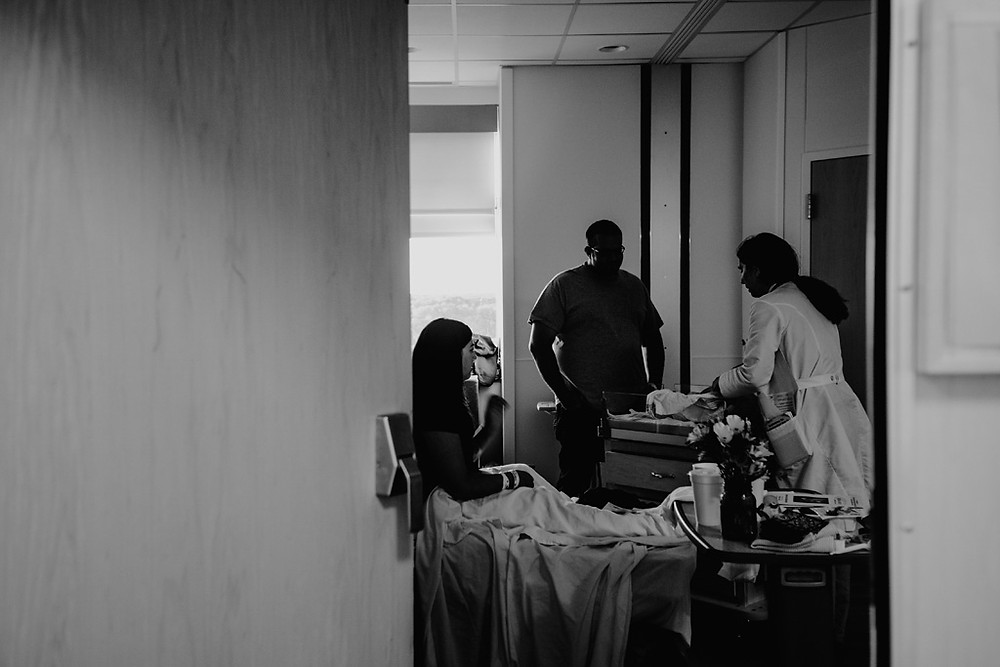 Maternity, Von Voigtlander Women's Hospital