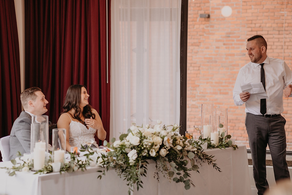 Wedding photography in Metro Detroit by Nicole Leanne Photography.