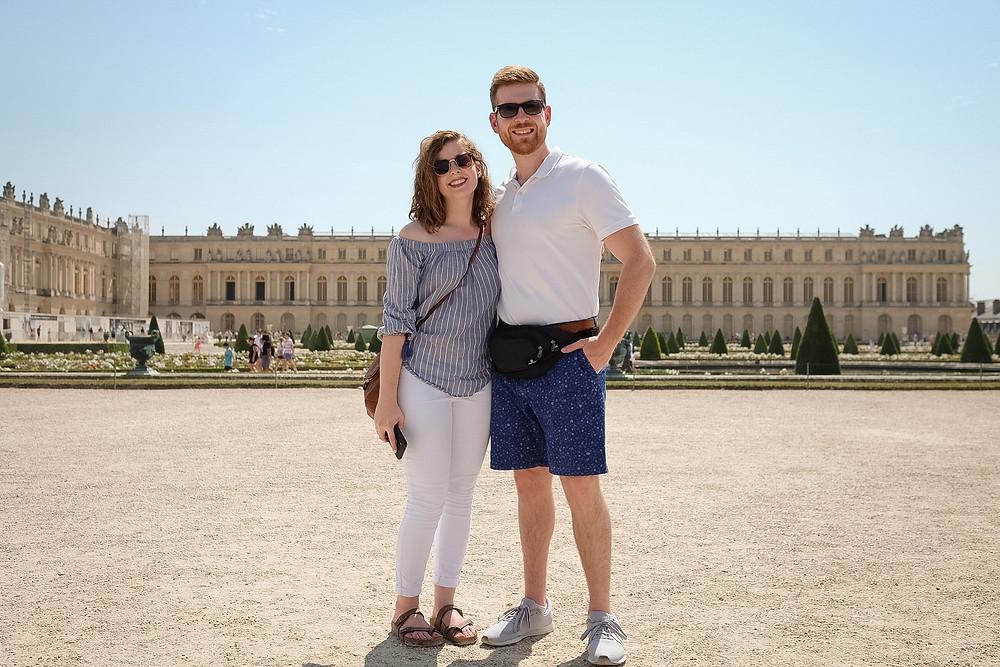 Château de Versailles, garden