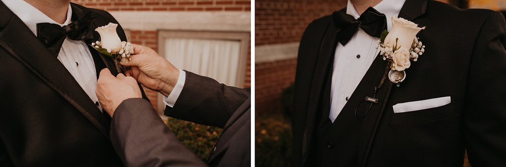 Metro Detroit wedding photography. Photographed by Nicole Leanne Photography.