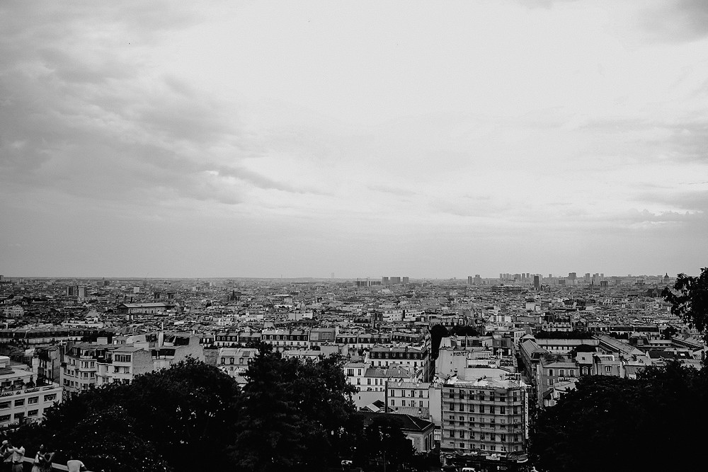 overlook from montmarte