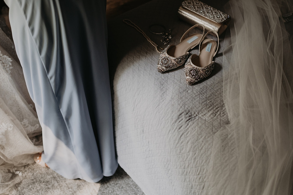 Metro Detroit wedding details. Photographed by Nicole Leanne Photography.