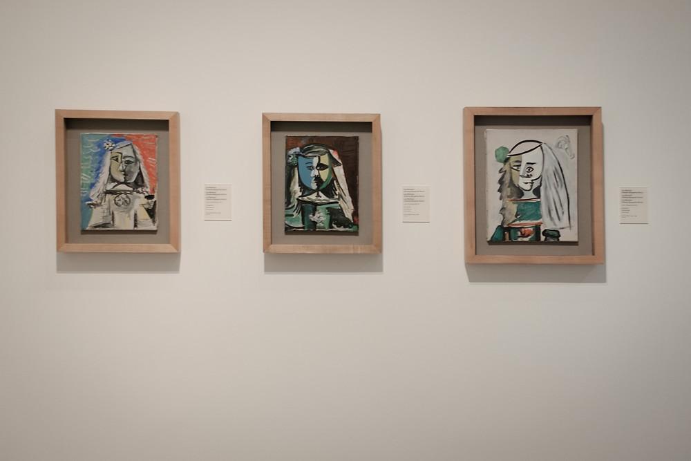 Picasso Museum, portrait study