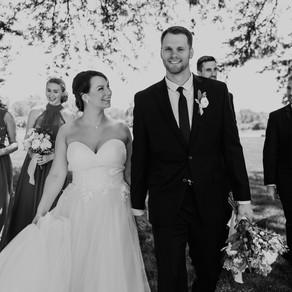 Avalon + Brent | Plymouth + Westland Wedding | Detroit Wedding Photographer
