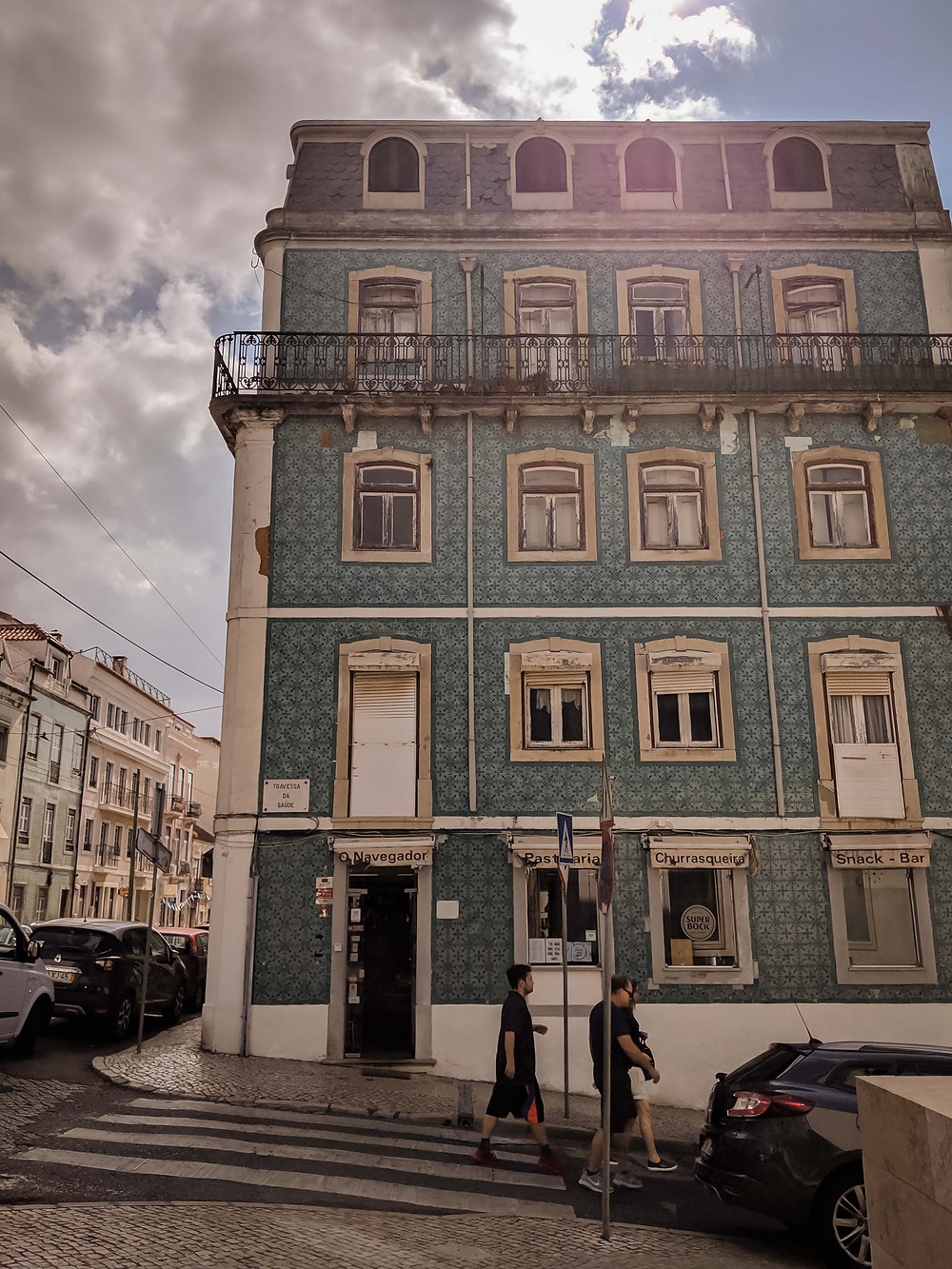 Street photography in Lisbon. Photographed by Nicole Leanne Photography.