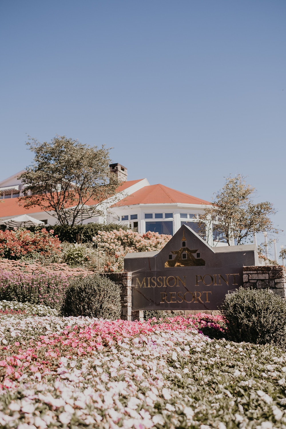 Mission Point Resort in Mackinac City, Michigan. Photographed by Nicole Leanne Photography.