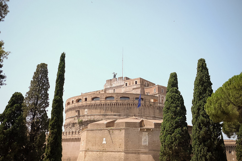 Castel Sant'Angel, exterior view