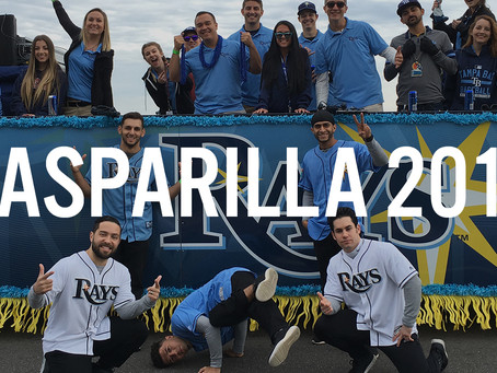 Bay Breaks Entertainment | Gasparilla 2017 with The Tampa Bay Rays