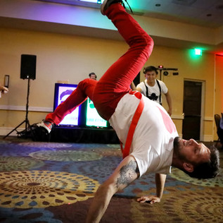 Tampa Breakdancers - Corporate Entertainment