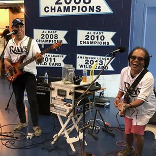 Live Band - Tampa Bay Rays