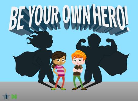 Building Super Hero Kids - Featured in Minnetonka Public Schools News