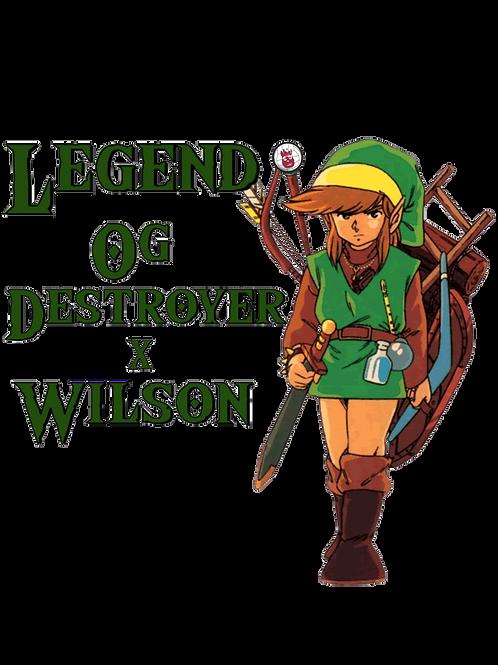 LEGEND OG DESTORYER X WILSON