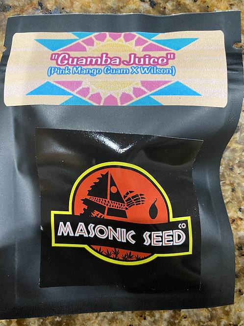 Guamba  Juice