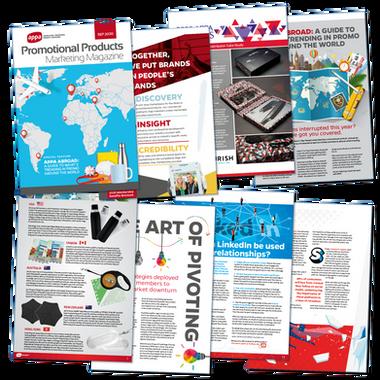 Promotional Products Marketing Magazine