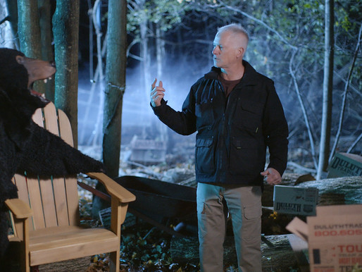 Disney CreativeWorks hires TaylorVision for Kenny Mayne Duluth Trading Company ads