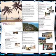 Pullman Resort wedding info kit