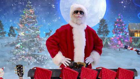 Jon Glaser is Santa