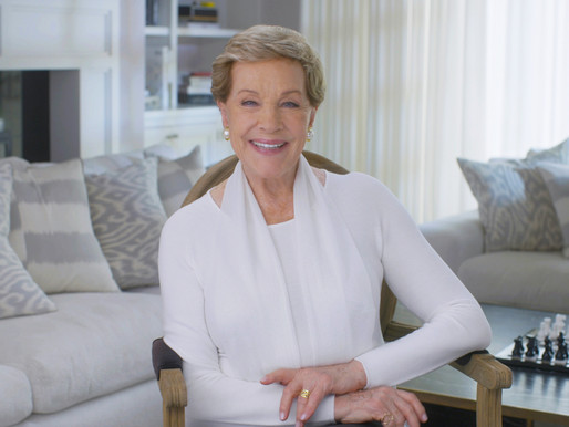 TaylorVision works with Julie Andrews on something truly special.