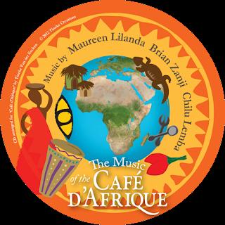 cd cover Café d'Afrique