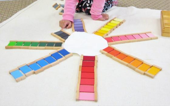 Montessori Monday: The Color Boxes