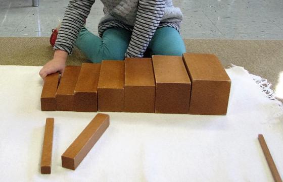 Montessori Monday: The Broad Stair