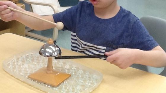 Montessori Monday: The Montessori Bells