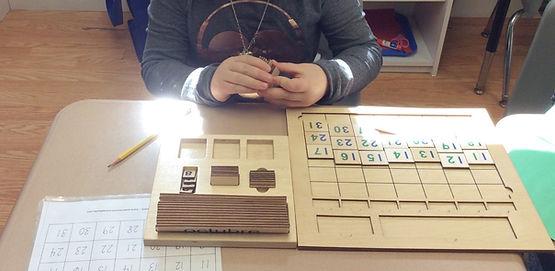 Montessori Monday The Perpetual Calendar