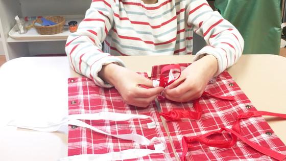 Montessori Monday: The Dressing Frames