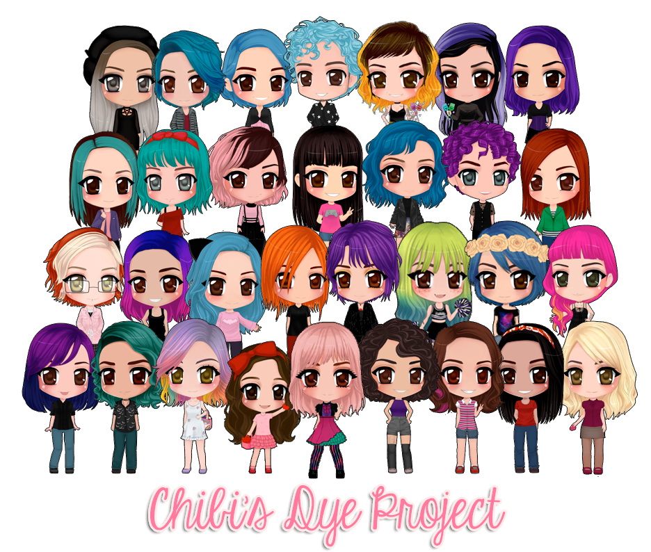 Chibi's Dye Project - Colaboradores