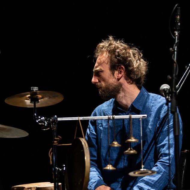 Maxime Rouayroux - batteur / percussioniste